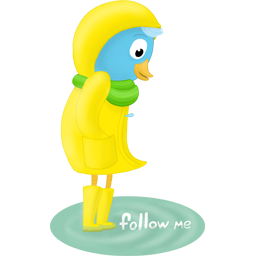 fall-raincoat-follow-me