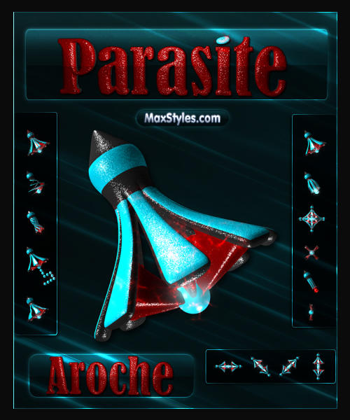 Parasite by aroche