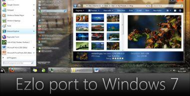 Windows 7 Ezlo port