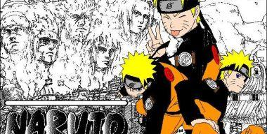 Naruto in the Village of the Leaf