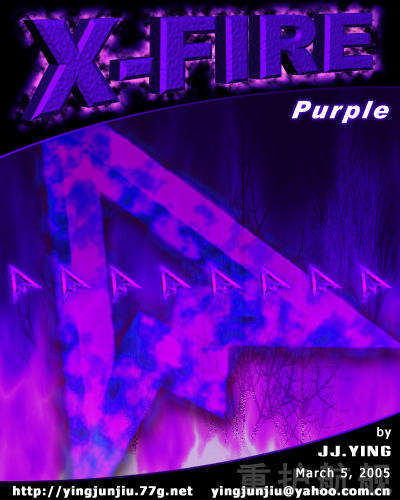X-Fire [Purple]