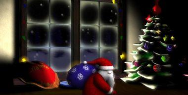 Free 3D Santa Screensaver 1.0