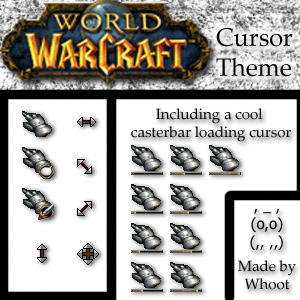 World of Warcraft Cursors