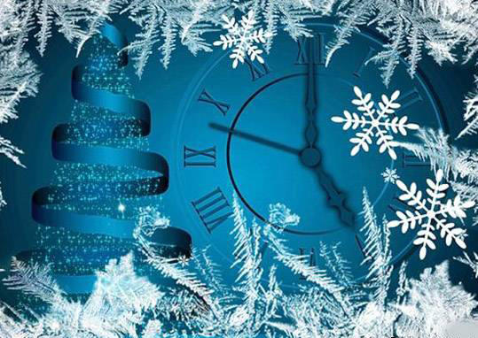 Cold Clock Screensaver 1.0