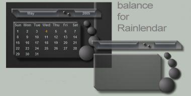 Balance for Rainlendar