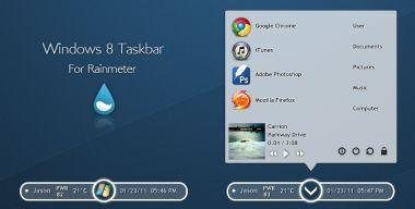 Windows 8 Taskbar RM