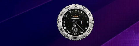 24HR Timex Expedition