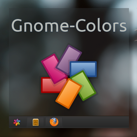 - Gnome-Colors start orb