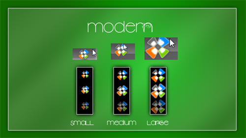 Modern for Windows 7