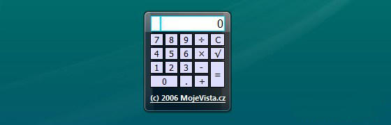 Mojevista Calculator