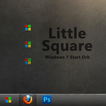 - - Little Square - Windows 7