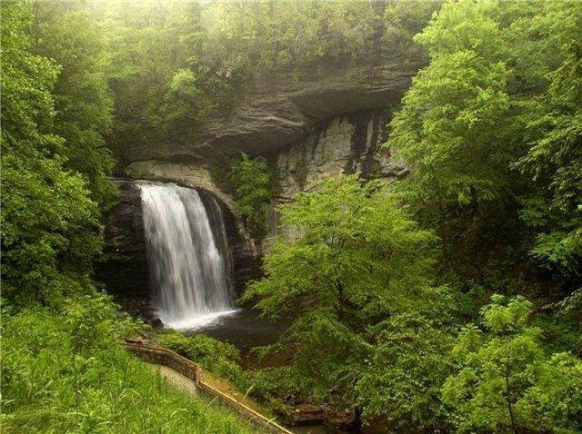 Живые водопады для экрана 3D - С реальным звуком! (2008) Screensaver.