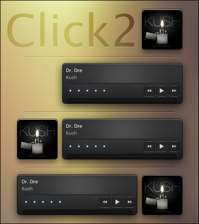 Click 2 for CD Art Display