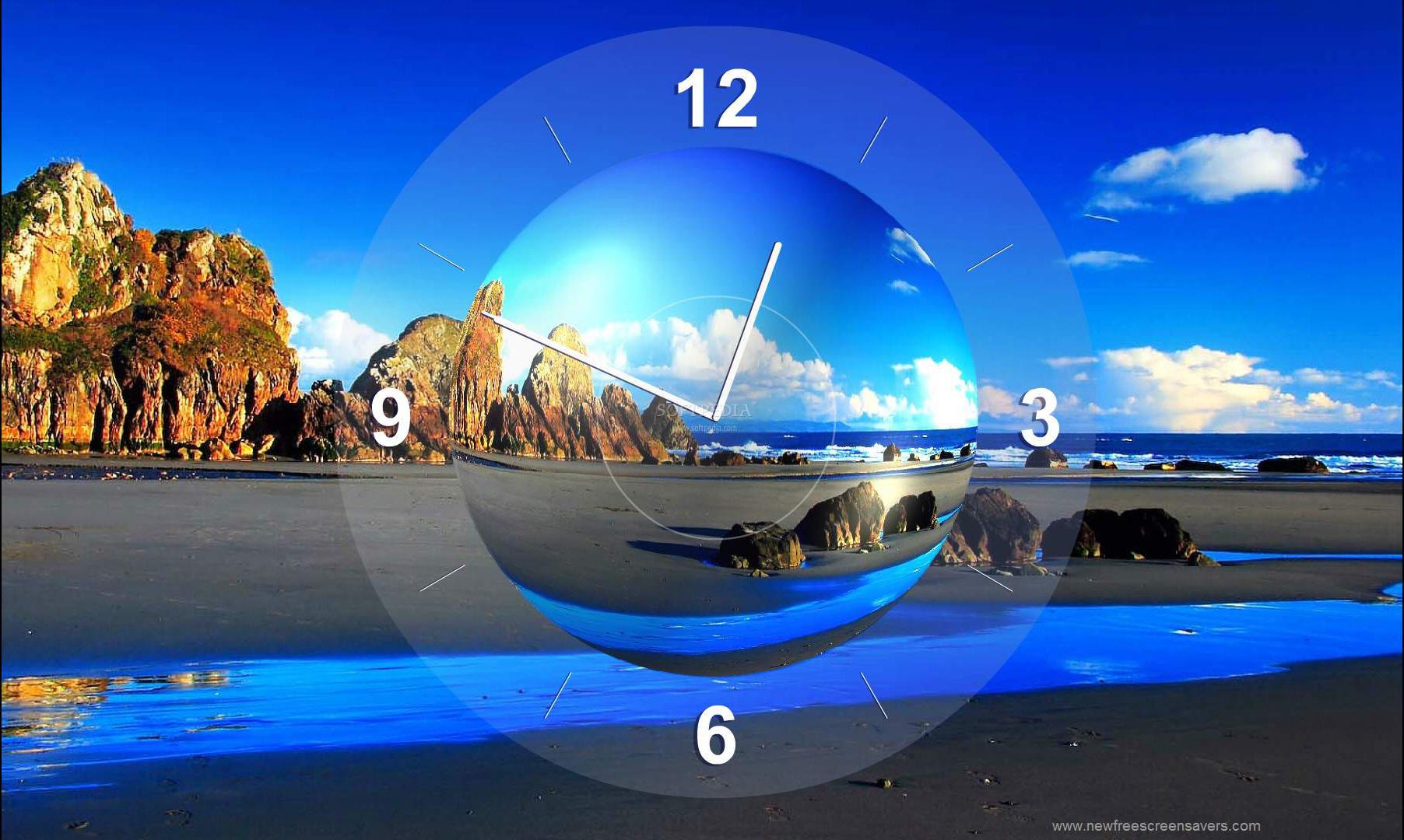 Изменение фонового рисунка и экранной заставки на компьютере
