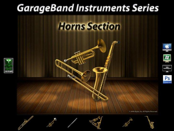GB Series - Horns Section