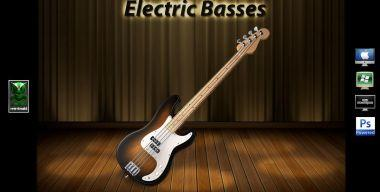 GB Series - Electric Basses