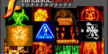 Fantastic Flame Screensaver 7.20