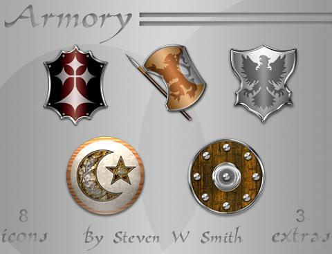 Armory Icons