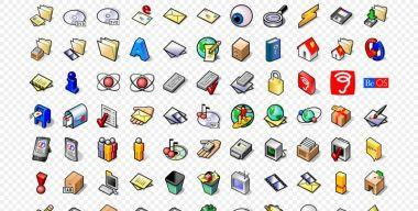 BeOS Icons