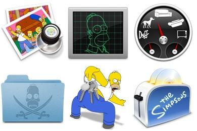 - Simpsons 3 Icons