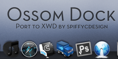 Ossom Dock for XWD