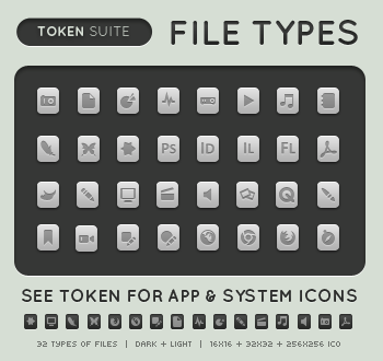 Token - File Types