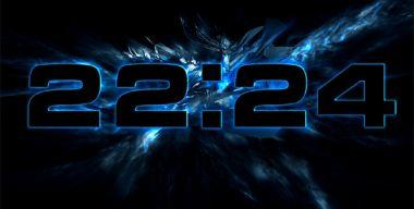DigitalClock2 Screensaver