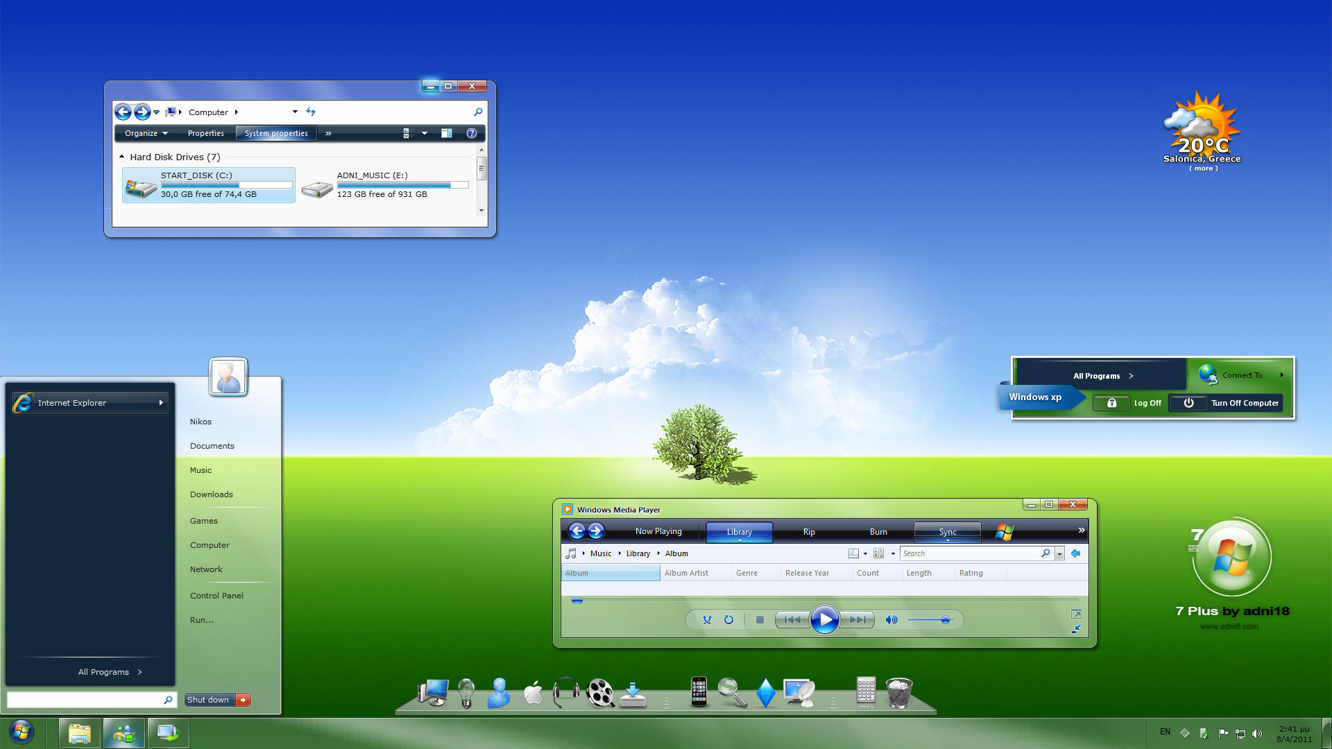 Windows 7 Ultimate Startup Error due to bad patch will not