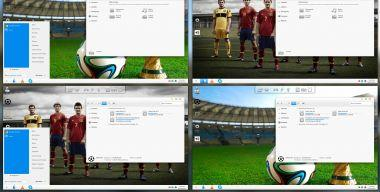 Fifa World Cup 2014 Skinpack