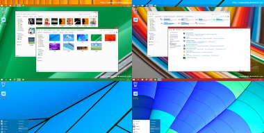 Windows 10 Theme RC2 for Win 7