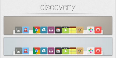 Discovery RocketDock