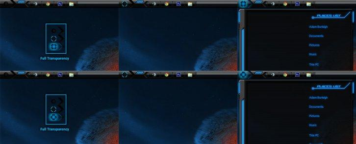 HUD Evolution RemixV3 SIB Orbs W8 FULL TRANSPARENT