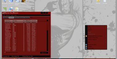 Helsing Ova Theme for windows 7