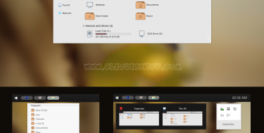 Cisl Final Update Theme for Windows 8.1