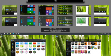 :: Different Touch 10 :: for Windows 10