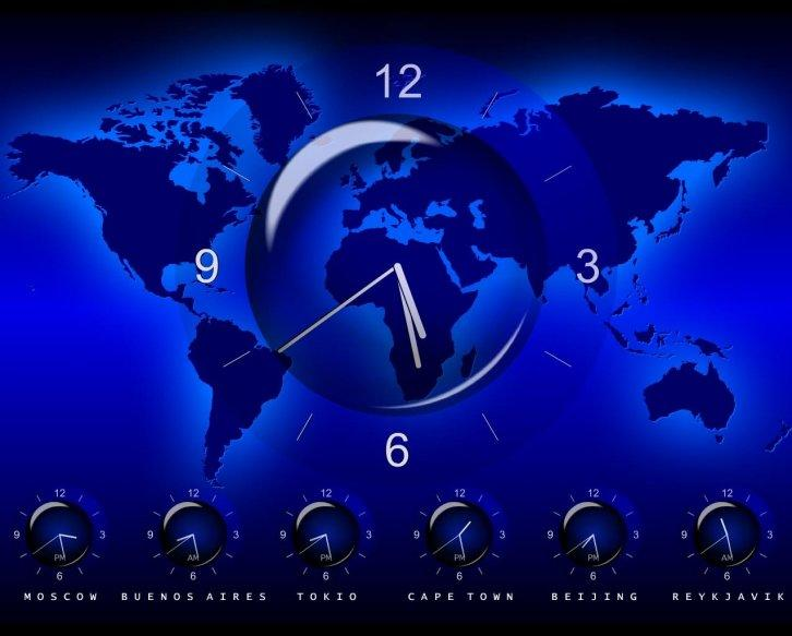 WorldClockScreenSaver