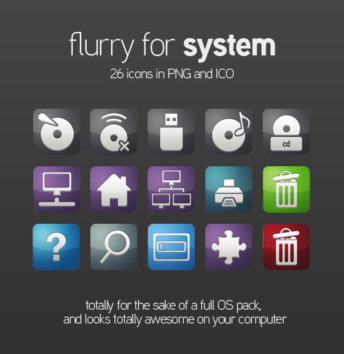 flurry for system