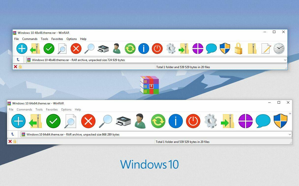 winrar для windows 10 x64 скачать