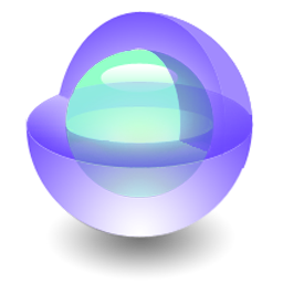 sphere-256-blue-turcise