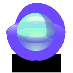 sphere-256-blue-turcise