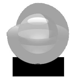 sphere-256-bw