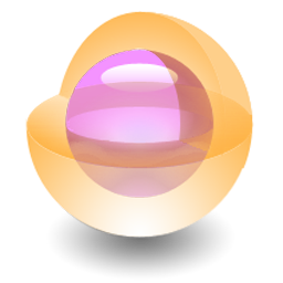 sphere-256-orange-pink