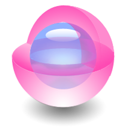 sphere-256-pink-blue