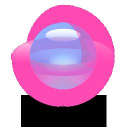 sphere-256-pink-blue