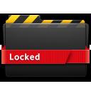 locked