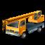 truckmountedcrane__yellow