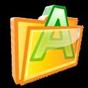 folder_font