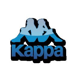 kappa-blue