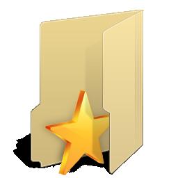favourites-folder