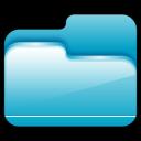 folder-open-blue